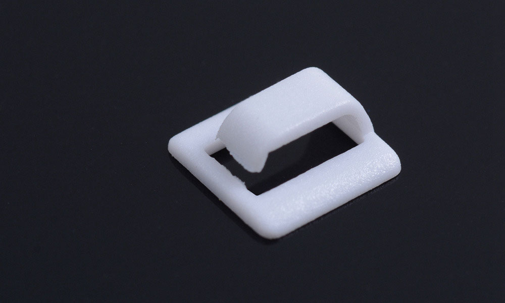 GOFLY-RC Motor Wire Clip White