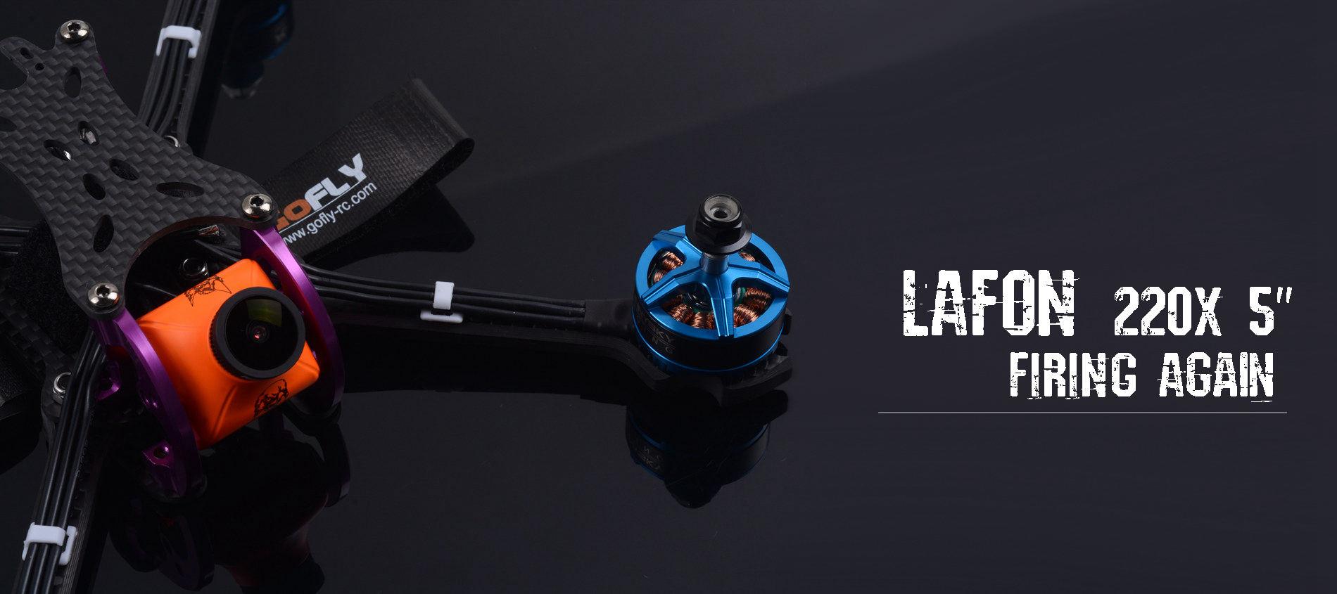 GOFLY-RC LAFON 220mm FPV RACING DRONE