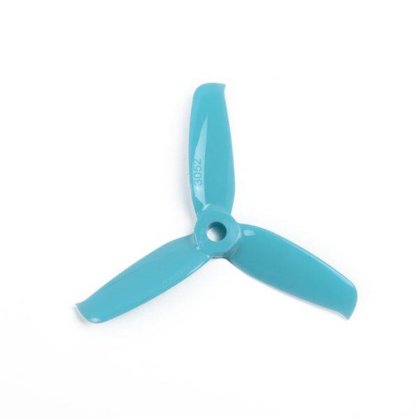 Gemfan Flash 3052 3.0x5.2 PC 3 Bades Propeller Blue