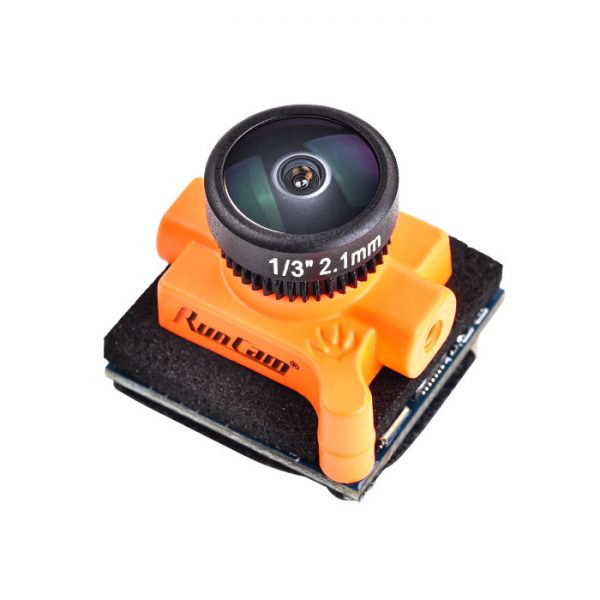 Runcam Micro Swift 3 13 SONY Super HAD II CCD 2.1mm NTSC 43 600TVL CCD Mini FPV Camera 2