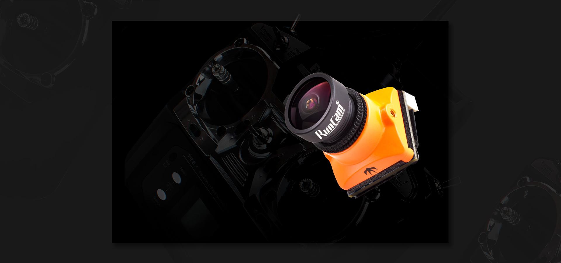 Runcam Micro Swift 3 13 SONY Super HAD II CCD 2.1mm NTSC 43 600TVL CCD Mini FPV Camera 5